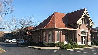 Union Station (Owensboro, Kentucky) former railway station in Owensboro, Kentucky, United States