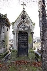 Tomb of Gaudichier