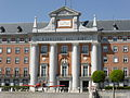 Pórtico de Honor, en la sede del Ejército del Aire, Madrid, España.JPG