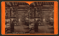 P. R. R. shops Altoona Pa. Looking through the lathe department, by R. A. Bonine.png