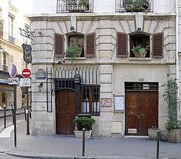 Restaurant Cochin Paris Verre