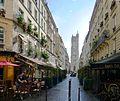 P1060321 Paris IV rue Nicolas Flamel rwk.JPG