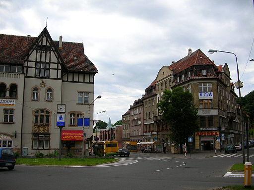 PL Walbrzych PlacGrunwaldzki