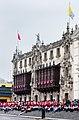 Palacio Arzobispal, Plaza de Armas, Lima, Perú, 2015-07-28, DD 29.JPG