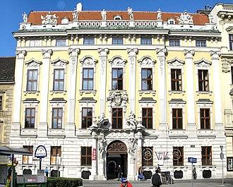 Kinsky - Image: Palais Kinsky Vienna June 2006 103