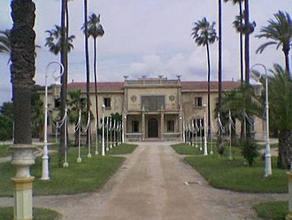 Jacarilla - Jacarilla Palace.