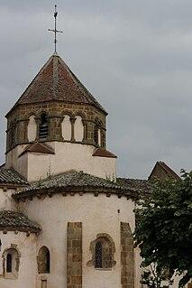 Palinges Commune in Bourgogne-Franche-Comté, France