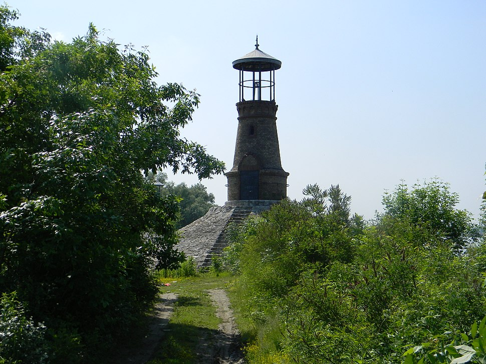 Pančevo Tamiš Kule svetionici02