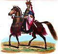 Pannemaker. Général Japonais. Auguste Wahlen. Moeurs, usages et costumes de tous les peuples du monde. 1843.jpg