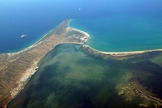 Cape Farina - Image: Panoramique Ghal El Melh Juin 2012