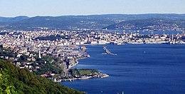 Trieste – Veduta