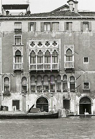 Ca' Sagredo - Image: Paolo Monti Servizio fotografico (Venezia, 1969) BEIC 6330554