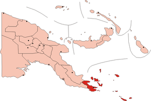 Louisiade Archipelago - Image: Papua new guinea milne bay province