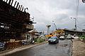 Parama-Park Circus Flyover Under Construction - Parama Island - Kolkata 2012-07-31 0554.JPG