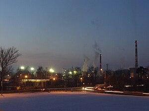 Pardubice Region - Industry in Pardubice