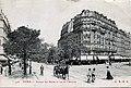 Paris, ca.1900, rue de l'Arivee, Avenue du Maine, Montparnasse.jpg