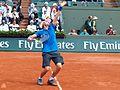 Paris-FR-75-open de tennis-25-5-16-Roland Garros-Bjorn Fratangelo-08.jpg