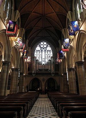 American Cathedral in Paris - Image: Paris (75) Cathédrale américaine 02