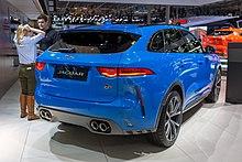 Jaguar F Pace Wikipedia