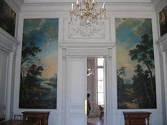 Hôtel de Bourbon-Condé - Interior