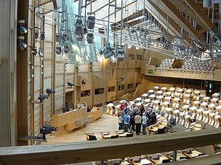Übertragung von Kompetenzen vom britischen Parlament an die Vertretungen der Landesteile