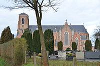 Parochiekerk Sint-Guibertus (zuiden).JPG
