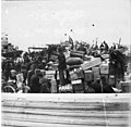 Passengers and freight from arriving steamers on the beach, Nome, probably between 1900 and 1901 (AL+CA 494).jpg