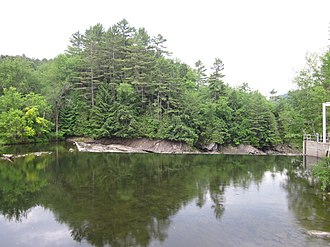 Passumpsic River - Image: Passumpsic River, Vermont
