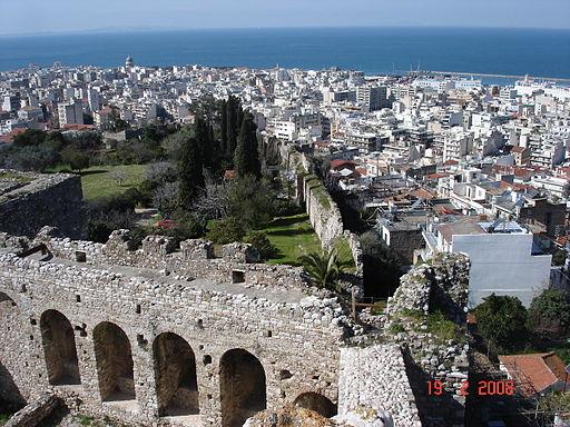 Patras Fortress 4