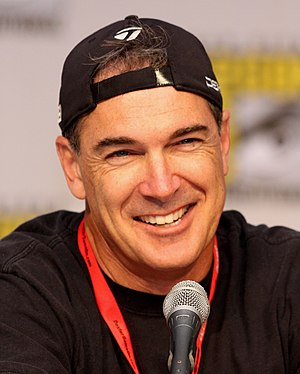 Patrick Warburton - Warburton at the 2010 San Diego Comic-Con International