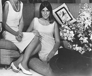 Author, daughter of Ronald Reagan and Nancy Davis