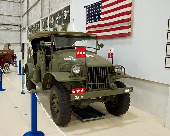 Patton's Command Car