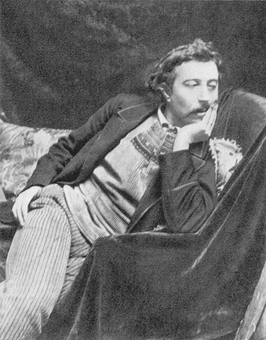 Paul Gauguin in 1891.