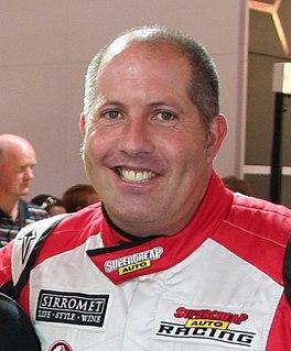 Paul Morris (racing driver) Australian racing driver