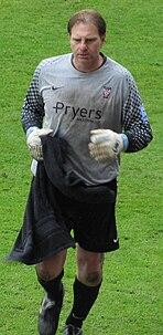 Paul Musselwhite English footballer