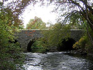 Paul's Bridge - North side