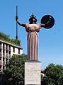 Pavia statua Minerva.JPG