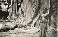 Peakou-Jeune fille Gambari (Dahomey).jpg