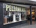 Pelzankauf Nies, Düsseldorf, Corneliusstraße, 2020.jpg