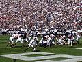 Penn State M-Rob JoePa 2005 2.JPG