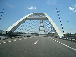 Dunaújváros - Pentele Bridge
