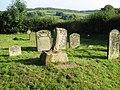 Penterry churchyard cross - geograph.org.uk - 1535969.jpg