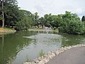 People's Park lake to west of Pavilion - geograph.org.uk - 1959898.jpg