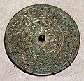 Periodo delle primavere e degli autunni, specchio bronzeo, 770-475 ac., da contea di fengxiang, baoji (museo della contea di fengxiang).jpg