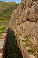 Peru - Cusco Sacred Valley & Incan Ruins 130 - Tipón water channeling (7100938807).jpg