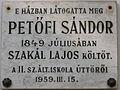 Petőfi Sándor Plaque Gyula.jpg