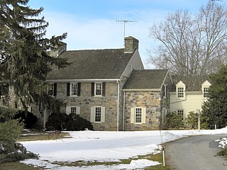 Peter Harvey House and Barn United States historic place