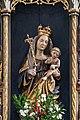 Pfarrwerfen Kirche Hochaltar Madonna 01.jpg