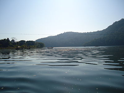 Phewa Lake By Biplab.JPG