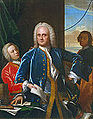 Philip van Dijk - Jan Albert Sichterman met zijn zoon Jan Albert.jpg